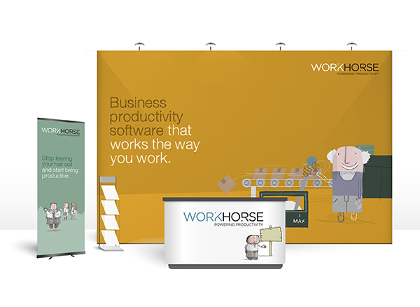 Workhorse | Burge Agency